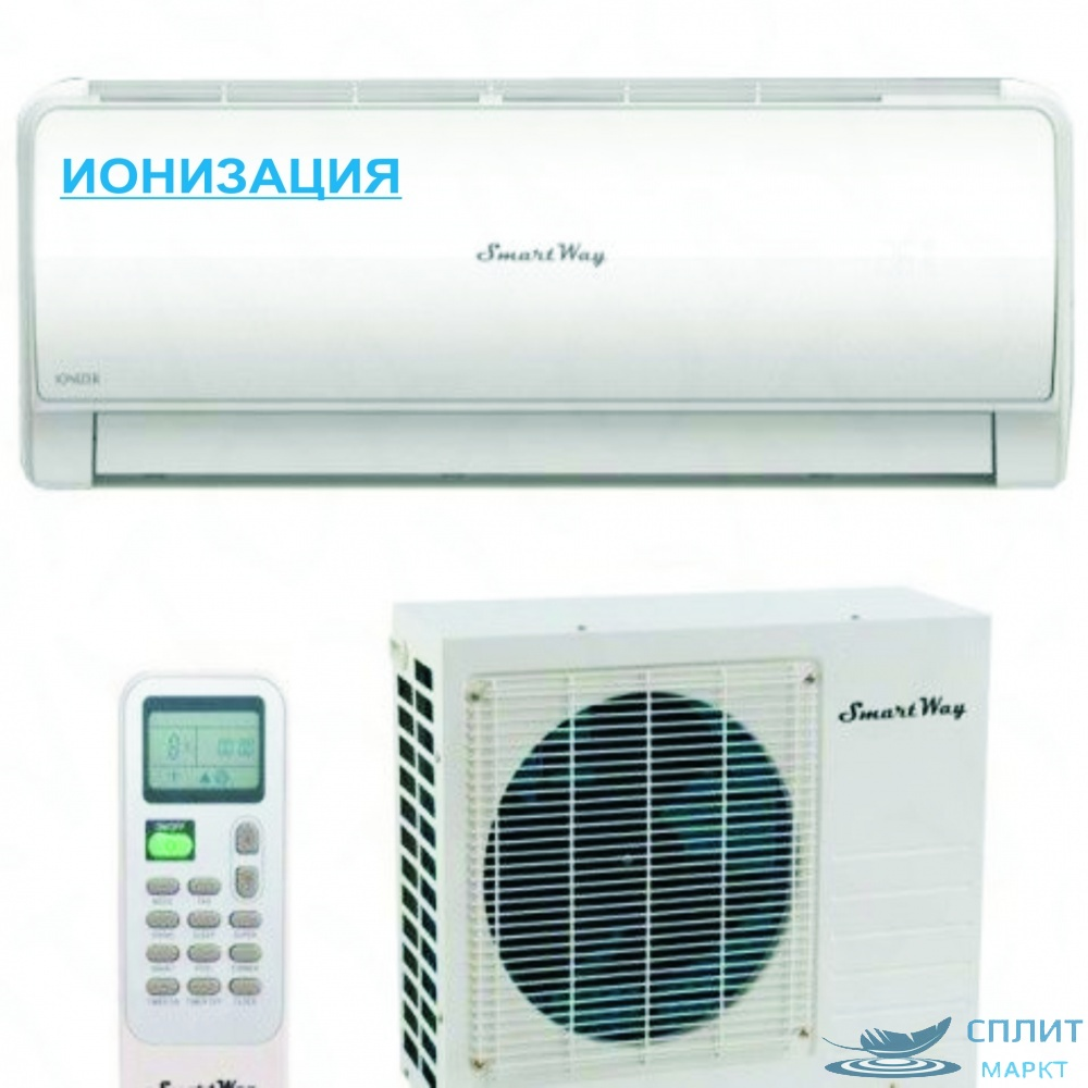 Сплит система Smart Way SME-09A /SUE-09A