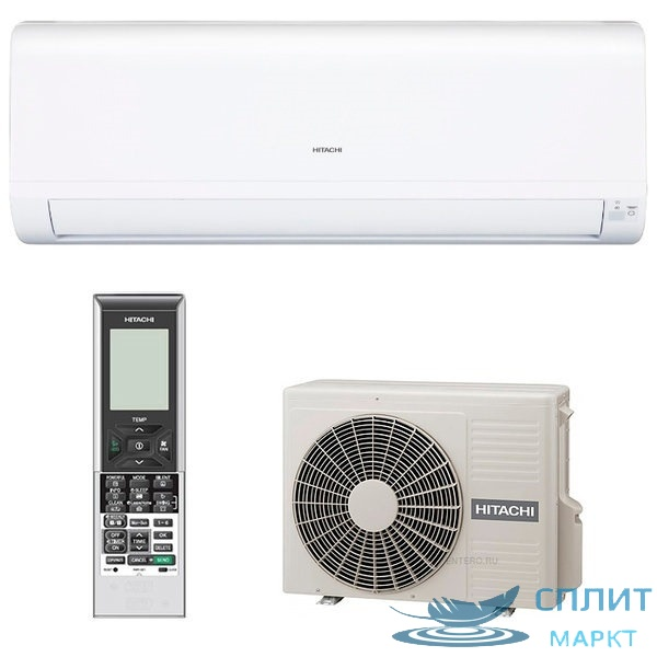 Сплит система Hitachi PERFORMANCE RAK-25RPB/RAC-25WPB inverter